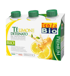 Iced Tea de Limão Premium BIO - 3 x 200 ml