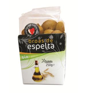 Broas de Espelta com Azeite BIO 220g