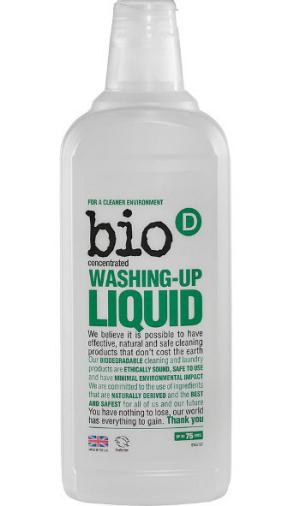 Detergente líquido para louça 750 ml - Bio-D