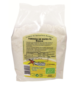 Farinha de Espelta branca BIO Próvida 500g