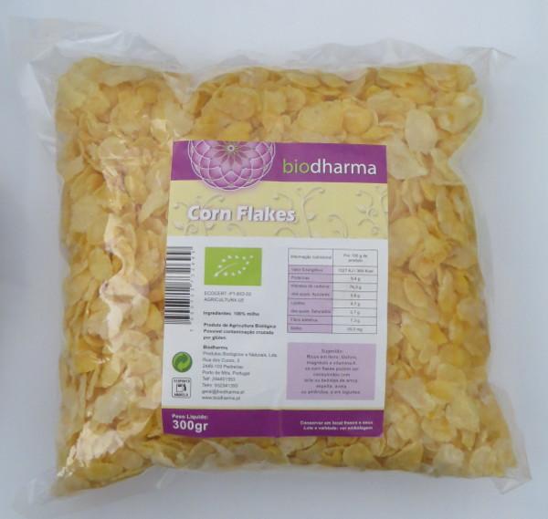 Corn flakes biológicos 350 g