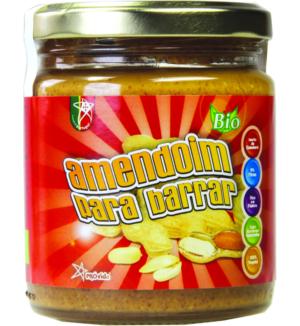 Pasta de amendoim biológico 230g