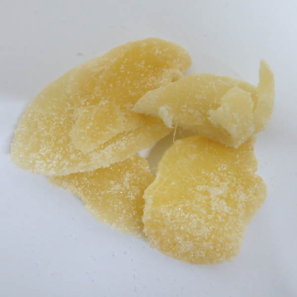Gengibre desidratado em fatias Midzu 1 Kg