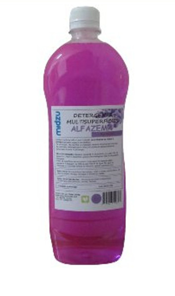 Detergente Multisuperfícies Midzu - Alfazema 1 L