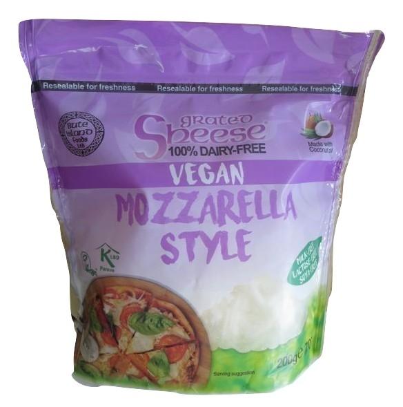 Sheese Mozzarella ralado