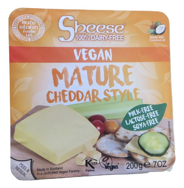Sheese Cheddar Maduro