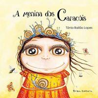 Livro A menina dos caracóis