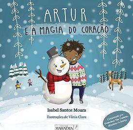 Livro Artur e a magia do coração