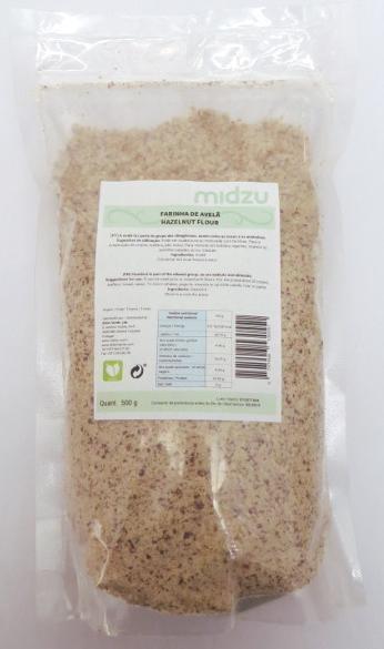 Farinha de Avelã Midzu 500 g