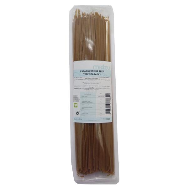 Esparguete de Teff Midzu 250g