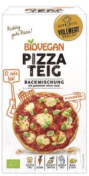 Preparado para pizza - sem glúten