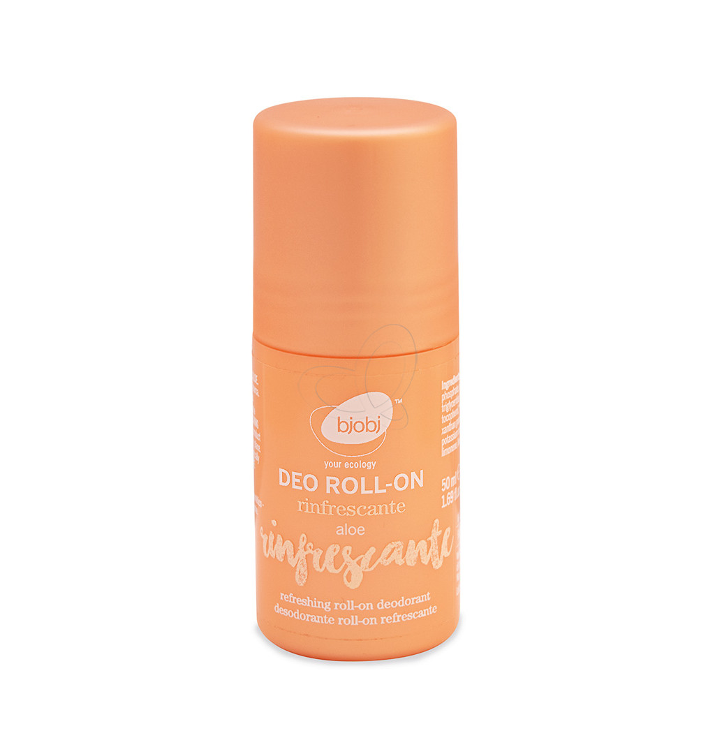 Desodorizante roll-on refrescante aloé - Bjobj