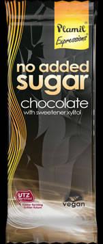 Chocolate sem açúcar 100g - sem glúten