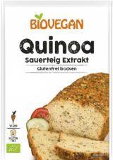 Fermento natural extrato de quinoa biológico - sem glúten