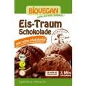 Gelado de chocolate biológico - sem glúten