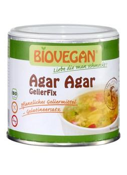 Ágar-Ágar biológica