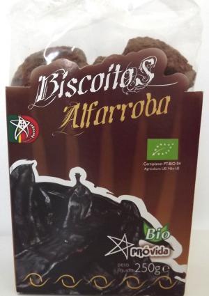 Biscoitos de Alfarroba BIO 250g