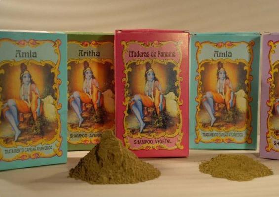Tratamento Capilar Ayurvédico Amla 100 g - Radhe Shyam