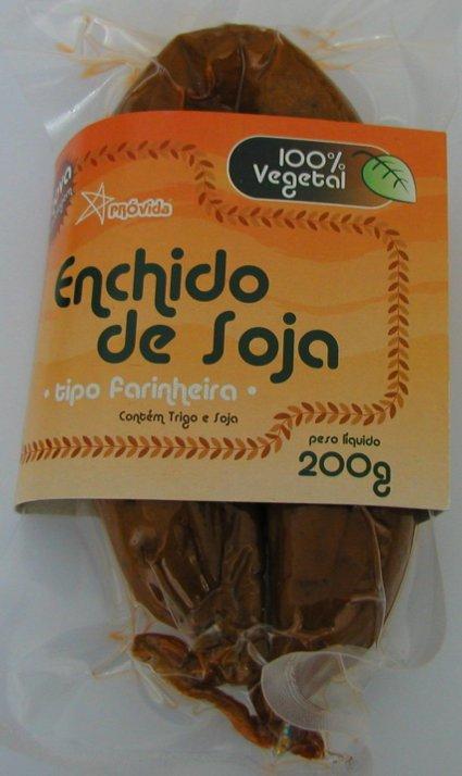 Enchido de Soja (tipo Farinheira) 200 g