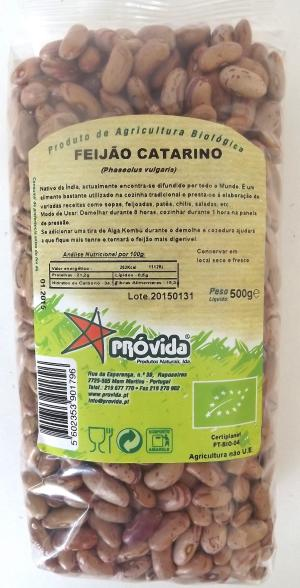 Feijão Catarino BIO 500g